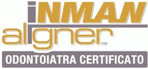Inman Aligner Odontoiatra Certificato